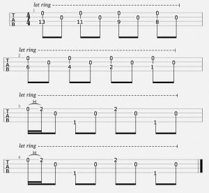 fly me to the moon ukulele fingerstyle pdf